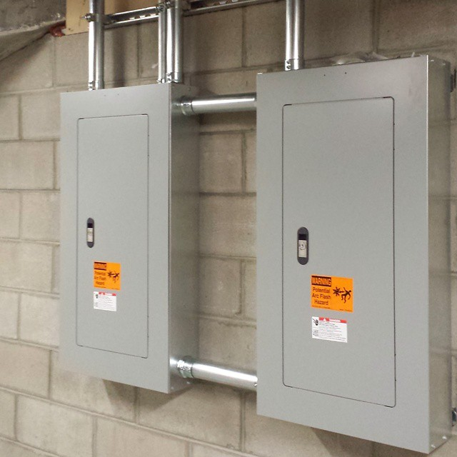 Industrial Electrical Work